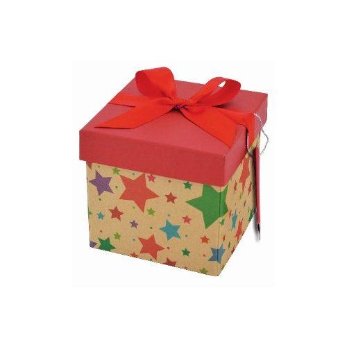 Összehajtható karácsonyi doboz XS