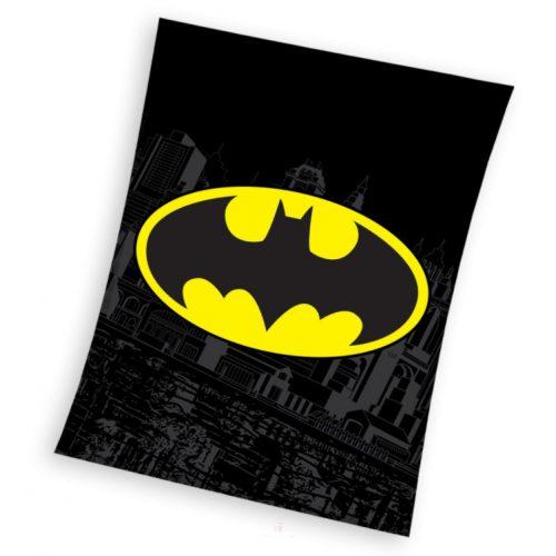 Batman polár takaró 110x140 cm