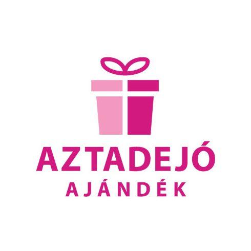 Best Friends Forever vászon csuklópárna szett 3 db 15x15 cm