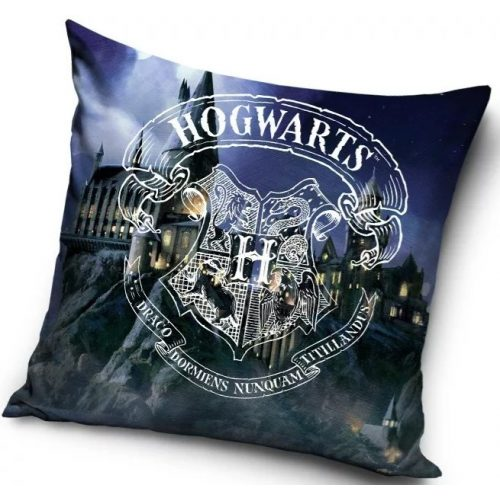 Harry Potter párna, díszpárna Töltött! 40*40 cm