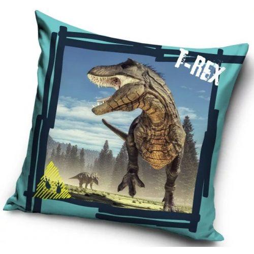Dinosaur, Dinoszaurusz párnahuzat, 40*40 cm