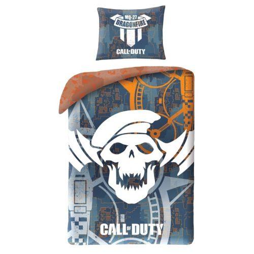 Call Of Duty ágynemű szürke