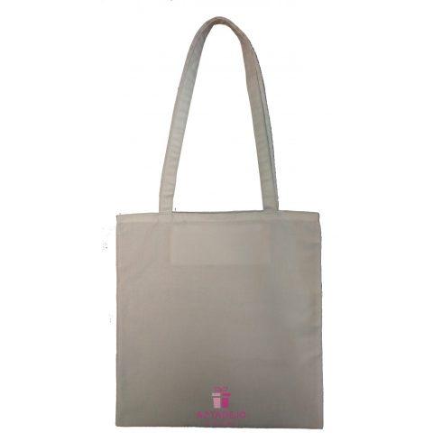 Fehér vászon táska