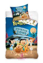 Frédi és Béni ágyneműhuzat The Flintstones
