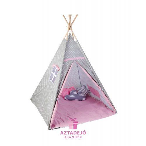 G21 sátor TEEPEE pici csillagos + ajándék