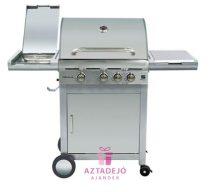 G21 California BBQ Premium line grill, 4 égőfej + ajándék nyomáscsökkentő+ajándék grilltakaró