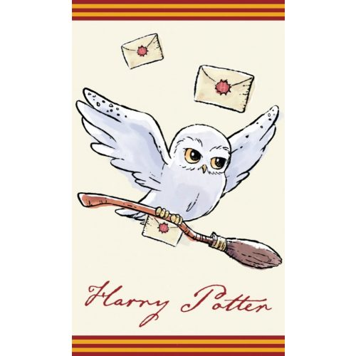 Harry Potter kéztörlő 30x50 cm