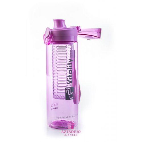 G21 smoothie/juice palack, 600 ml, lila