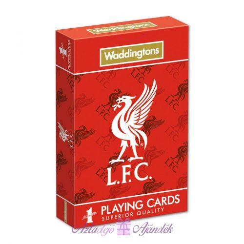 Liverpool Waddingtons francia kártya