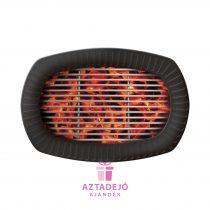 6 alakos lemez BBQ Party 24 x 16 cm