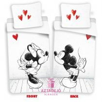 Ágyneműhuzat Disney Minnie 140×200cm, 70×90 cm Egyszemélyes!