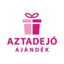 Minnie Mickey páros szett kék-virágos+ajándéktasak