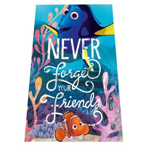 Polár takaró Disney Nemo and Dory  100x150 cm