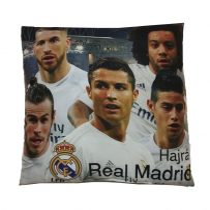 Real Madrid díszpárna párna 38x38 cm