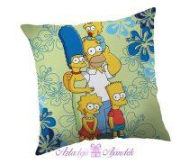 Simpsons párna 40x40 cm