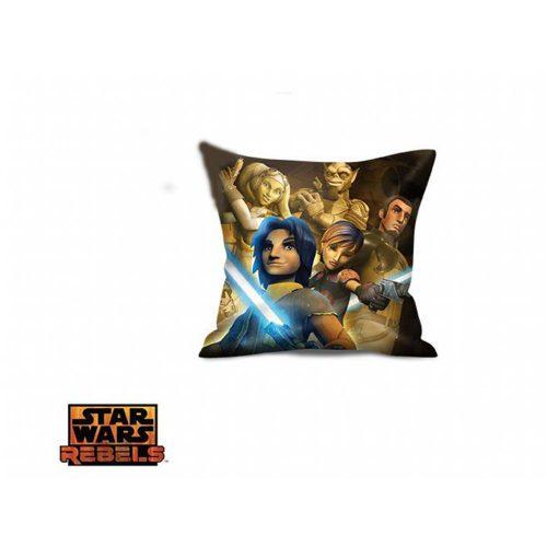 Star Wars párna, díszpárna 35x35 cm