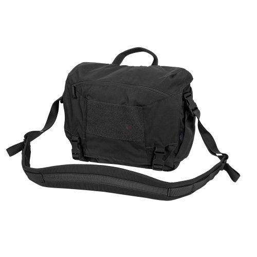 Helikon-tex URBAN COURIER BAG MEDIUM® - CORDURA® fekete táska