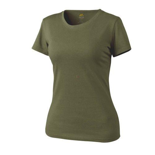 Helikon-tex női pamut póló olivazöld