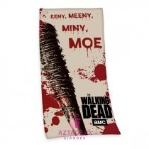 The walking dead törölköző Moe