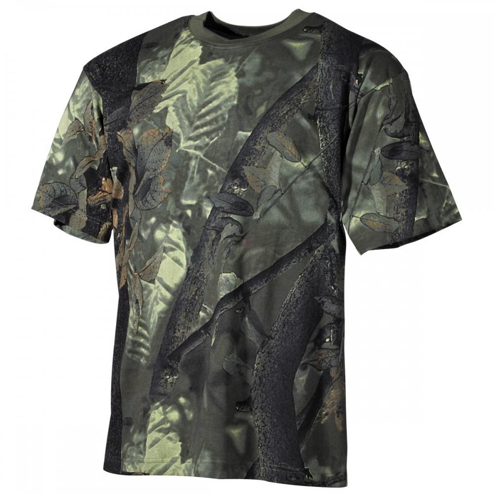 MFH US póló vadász zöld